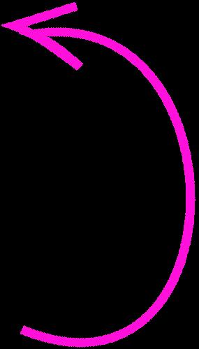 pink arrow - Cinderella Solution