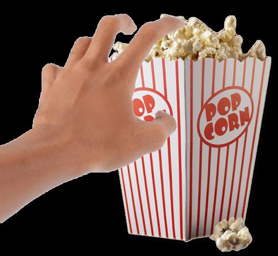 popcornhand - Cinderella Solution
