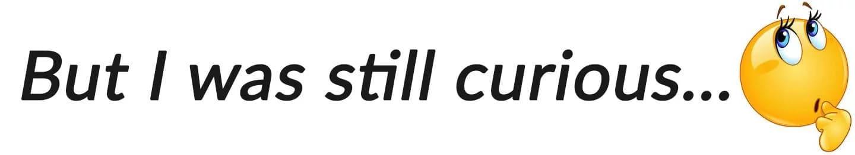 still curious - Cinderella Solution